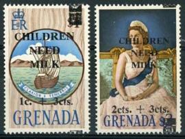 Grenada, michel 269/70, x