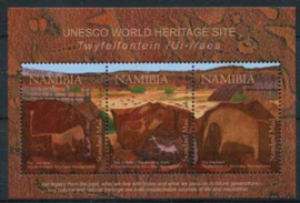 Namibie, michel blok 70, xx