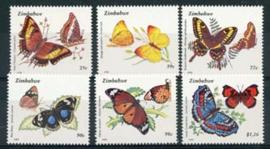 Zimbabwe, michel 488/93, xx