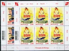 Monaco, michel kb 3298/99, xx