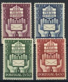Portugal, michel 740/43, xx