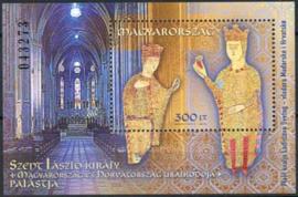 Hongarije, michel blok 283, xx