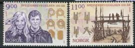 Noorwegen, michel 1619/20, xx