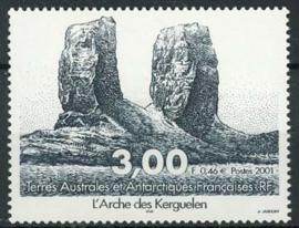 Antarctica Fr., michel 448, xx