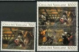 Vatikaan, michel 1133/34, xx