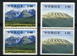 Noorwegen, michel 771/72 , 1978