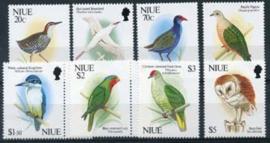 Niue, michel 782/89, xx