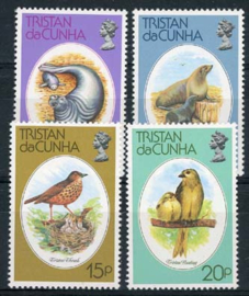 Tristan da Cunha, michel 253/56, xx