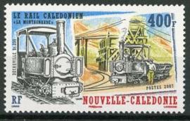 N.Caledonie, michel 1444, xx