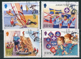 Jersey, michel 1267/70, o