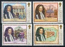 Guernsey, michel 393/96, xx