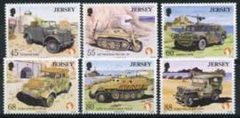 Jersey, michel 1757/62, xx