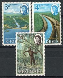 Rhodesie, michel 4/6, xx