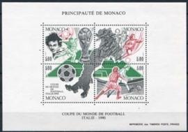 Monaco , michel blok 48 , xx