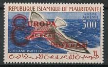 Mauretanie, michel VI II , xx