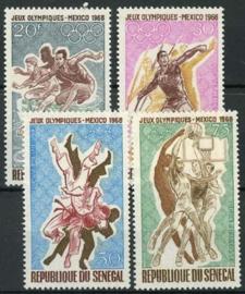 Senegal, michel 385/88, xx