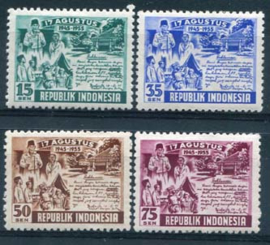 Indonesie, zbl. 142/45, xx