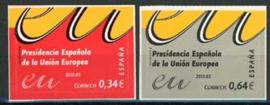 Spanje, michel 4487/88, xx