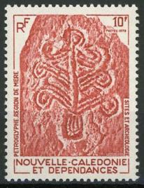 N.Caledonie, michel 621, xx
