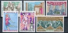 Monaco , michel 1384/89 , xx