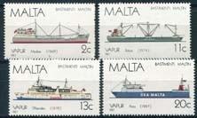Malta, michel 775/78, xx