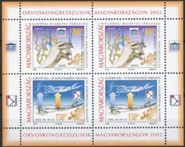 Hongarije, michel blok 273, xx