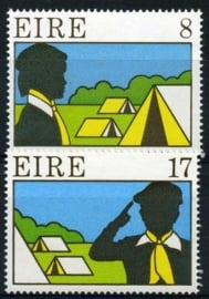 Ierland, michel 364/65, xx