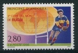 Andorra Fr., michel 476, xx