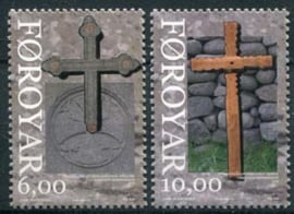 Faroer, michel 657/58, xx