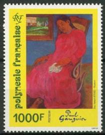 Polynesie, michel 662 , xx