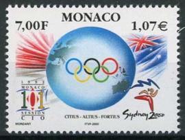 Monaco, michel 2498, xx