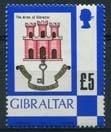 Gibraltar, michel 391, xx
