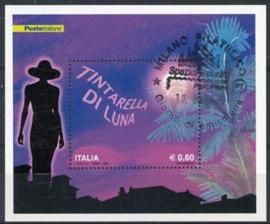Italie, michel blok 42, o