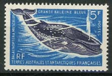 Antarctica Fr., michel 36, xx