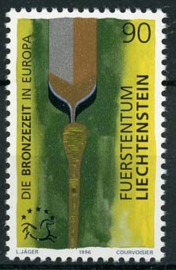 Liechtenstein, michel 1128, xx