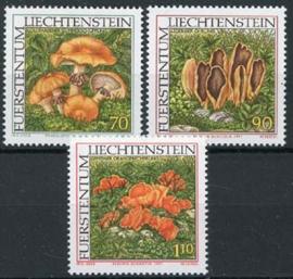 Liechtenstein, michel 1152/54, xx