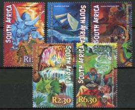 Z.Afrika, michel 1322/26, xx