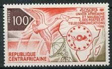 Centrafricain, michel 322 , xx