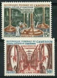 Cameroun, michel 615/16 , xx