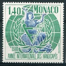 Monaco, michel 1476, xx