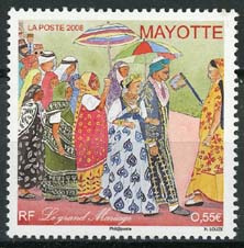 Mayotte, michel 216, xx
