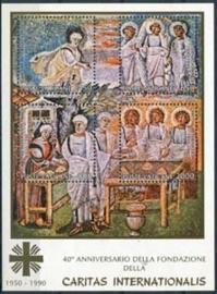 Vaticaan, michel blok 12, xx