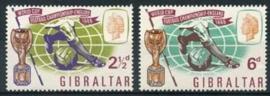 Gibraltar , michel 177/78 , xx