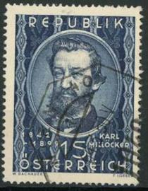 Oostenrijk, michel 947, o