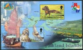 Falkland, michel blok 26, xx