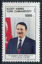 Turks Cyprus, michel 289, xx