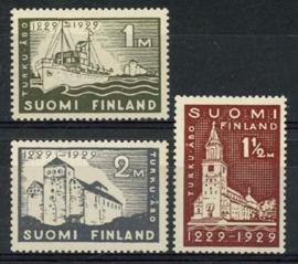 Finland, michel 140/42, xx
