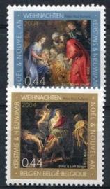 Belgie, obp 3332/33 , xx