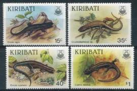 Kiribati, michel 493/96, xx
