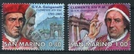 San Marino , michel 2237/38 , xx